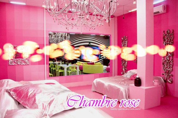 Chambre rose chambre vert reality game - Chambre game but ...